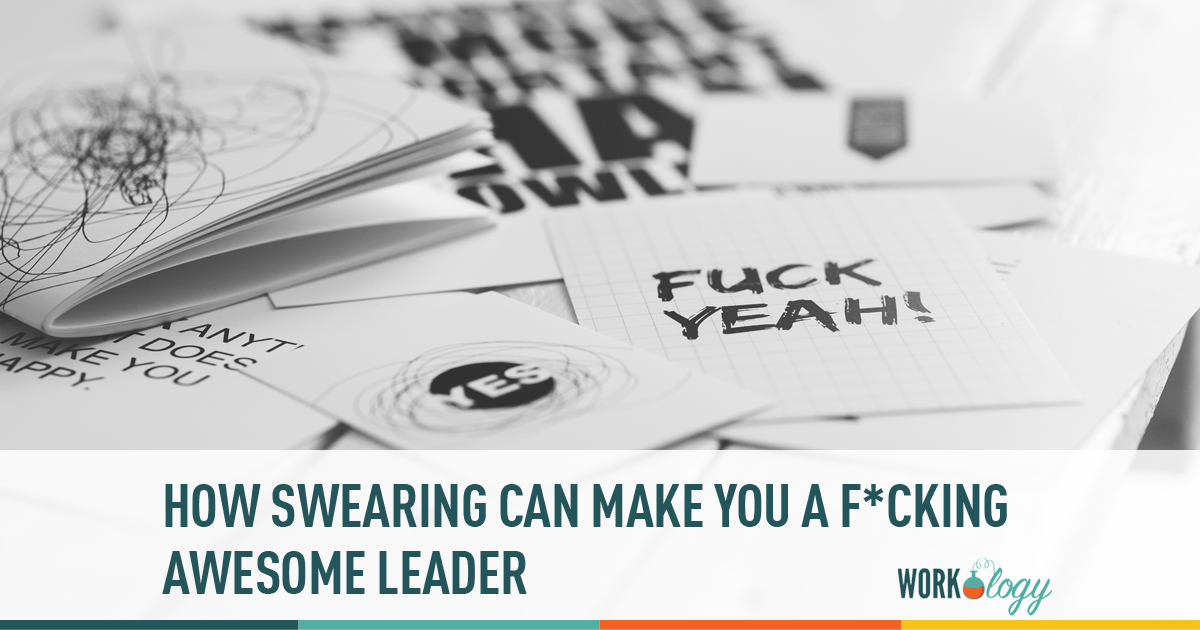 management style, manager, leader, leadership, swearing