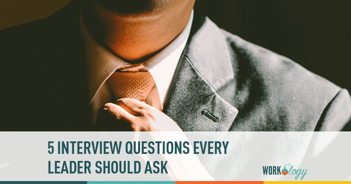 leader, interview, questions, essential