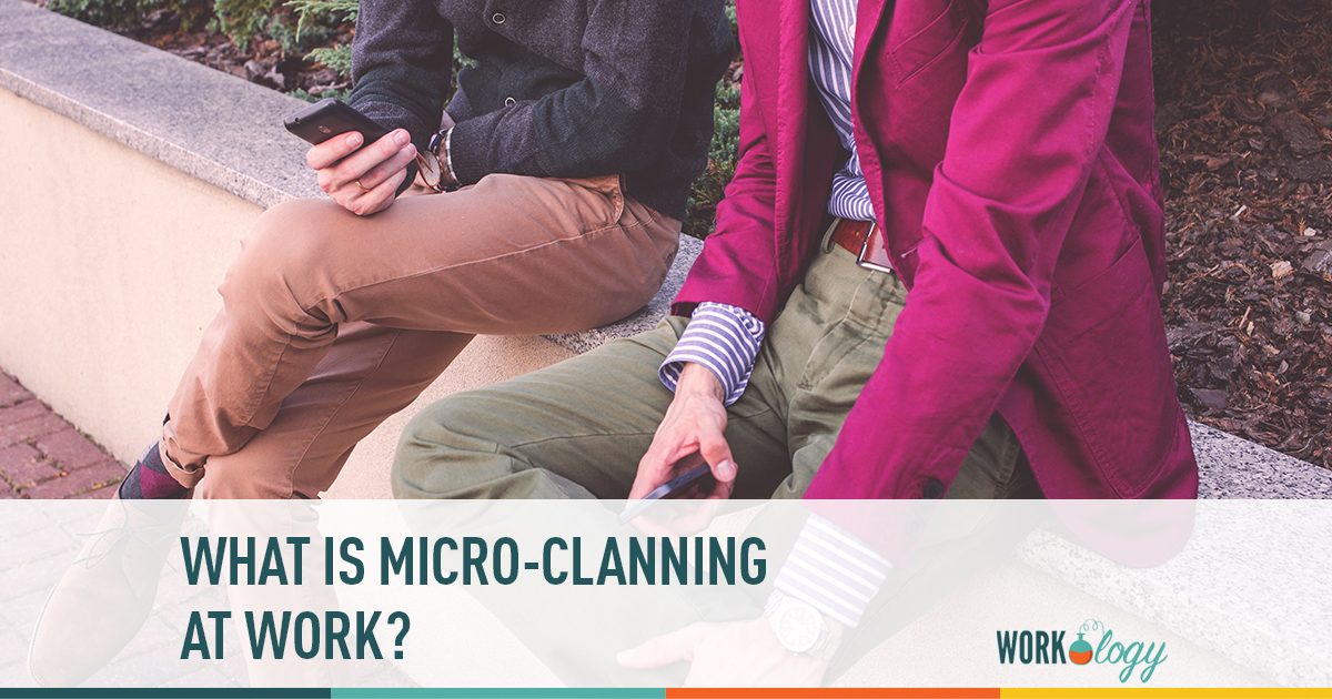workplace, micro clanning,