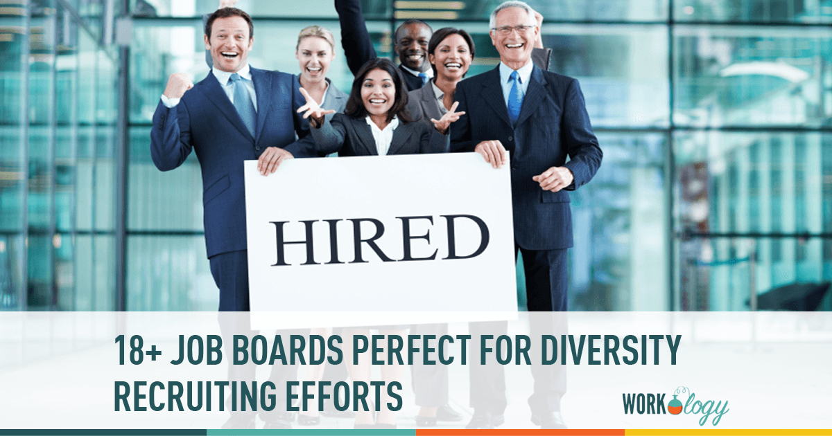 diversity recruiting, good faith efforts, diversity hiring, diversity job boards,