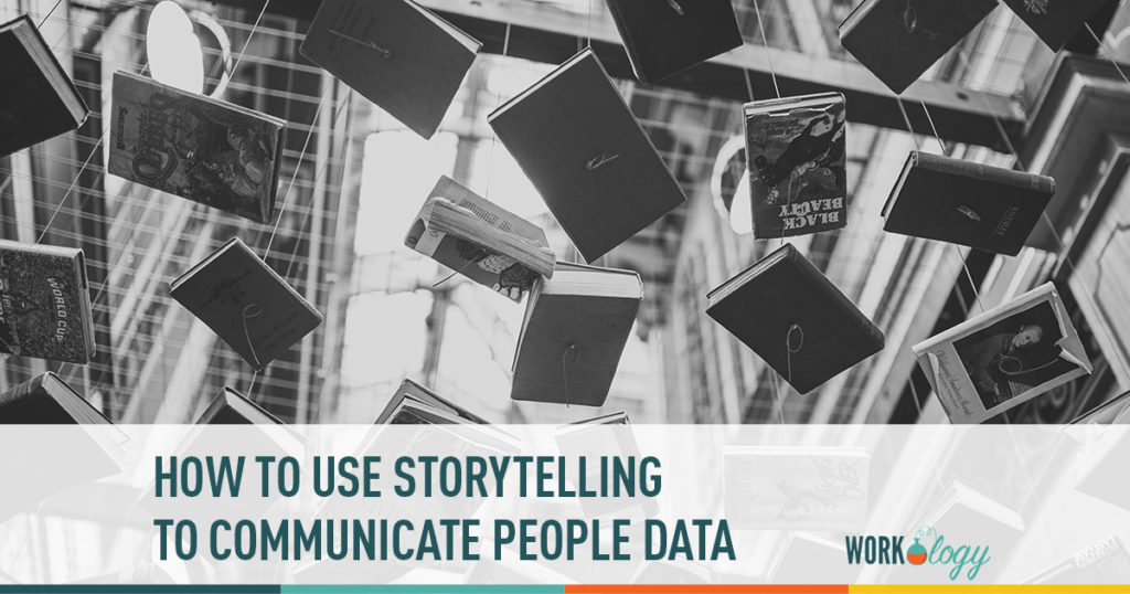 how to use storytelling to communicate people data