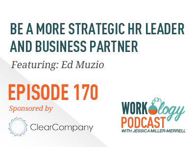 becoming a more strategic hr leader and business partner