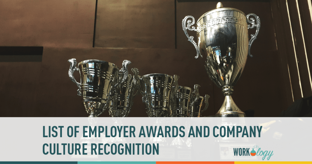 employer and company award and recognition