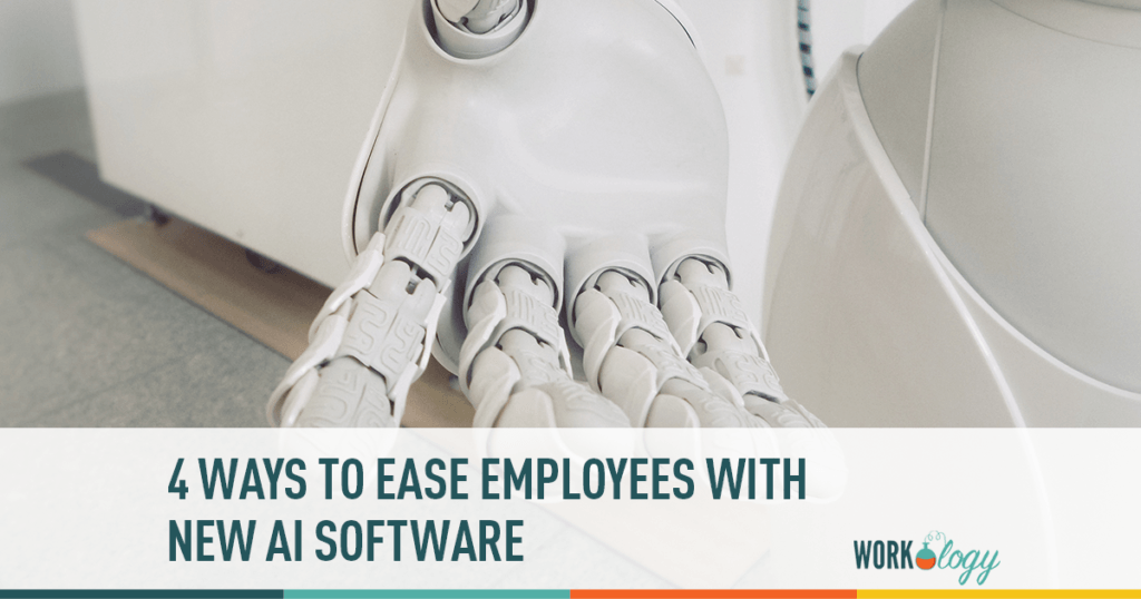 How to help employees with artificial intelligence software